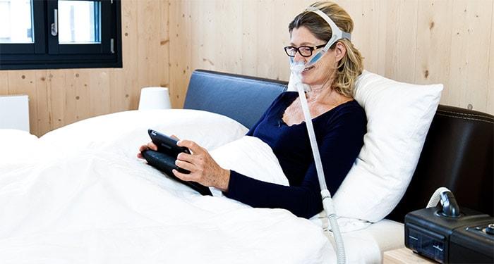 schlaftherapie au erklinische beatmung professional. Black Bedroom Furniture Sets. Home Design Ideas