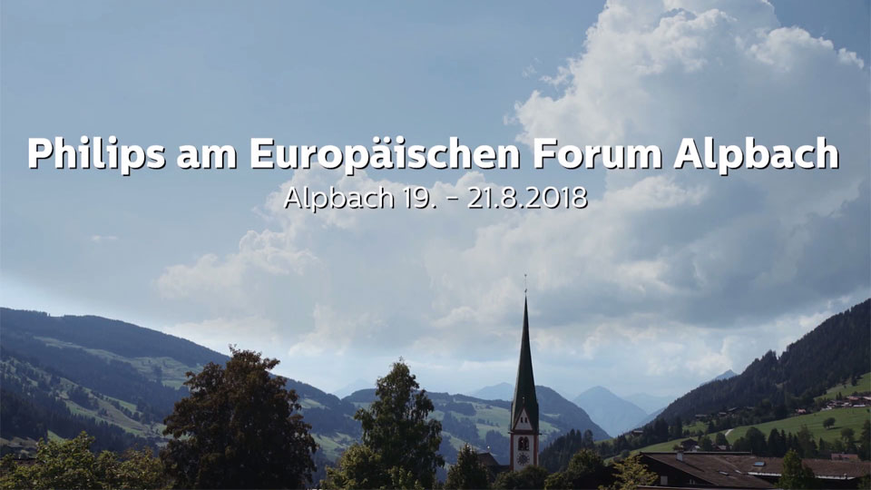 Video Forum Alpbach 2018