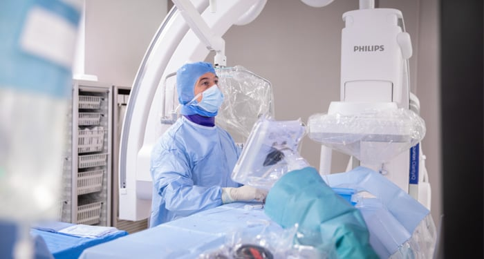 Interventionelle Neuroradiologie