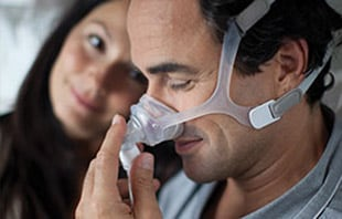 CPAP machines and masks