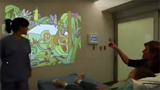Ambient Experience Design für das Florida Hospital for Children