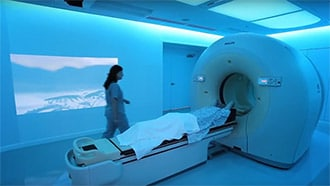 Neugestaltung des PET/CT-Erlebnisses im Sparks Medical Center