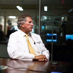 Barry T. Katzen, M.D. – Gründer und Chief Medical Executive des Miami Cardiac & Vascular Institutes