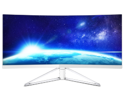 34'' Curved UltraWide LCD Monitor