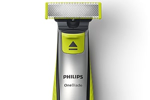 Philips OneBlade: Flexible Trimmeraufsätze