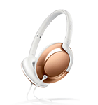 Philips Flite Headphones with mic SHL4805RG