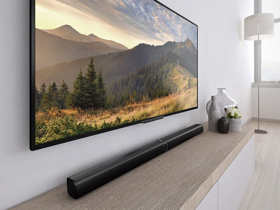 Philips SoundBar Surround Systeme