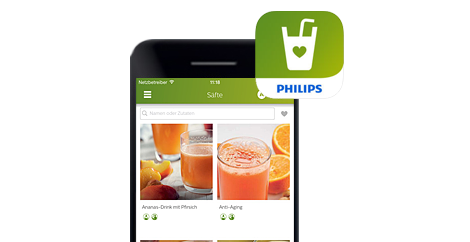 Philips Healthy App