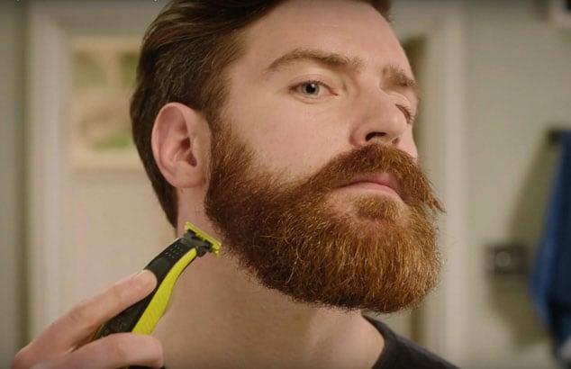 Geflochtene Bärte für trendbewusste Männer | Philips