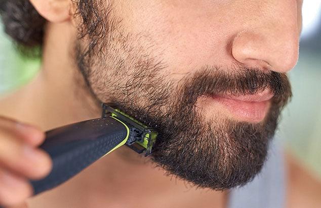 Rasieren bartformen Bartformen
