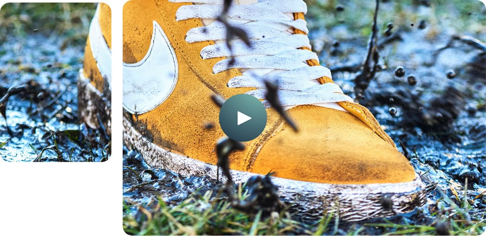 Philips Sneaker Cleaner video