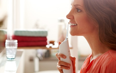 Philips Sonicare AirFloss Ultra - Die Alternative zu Zahnseide
