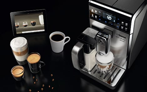 saeco granbaristo avanti kaffeevollautomat mit app philips. Black Bedroom Furniture Sets. Home Design Ideas