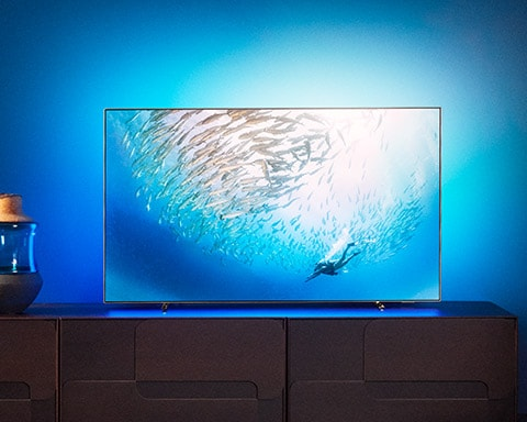 Philips OLED 4K-UHD-Smart TVs