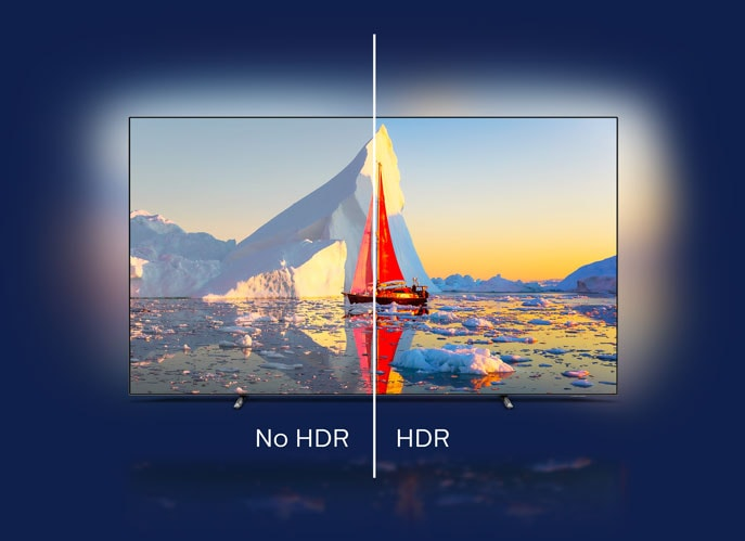 Philips HDR OLED-Fernseher mit HDR10+