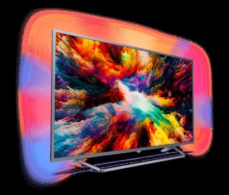Smart Tv Entdecken Sie Die Neuesten Android Fernseher Philips