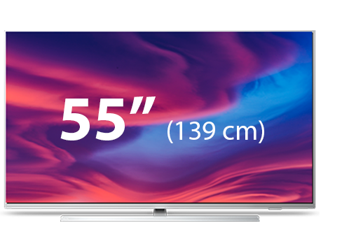 Philips 4K UHD-Smart TV der Performance Serie
