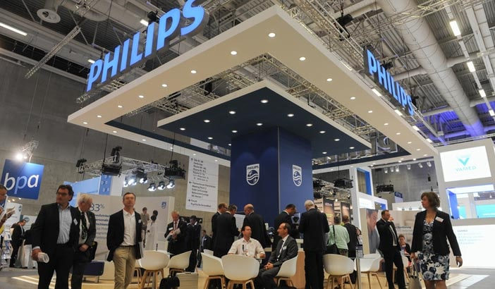 philips messestand hsk2016