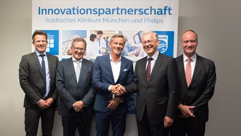 Innovationspartnerschaft StKM und Philips