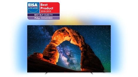 philips tv 803 front eu eisa awards