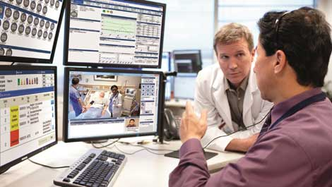 philips intellispace consultative critical care