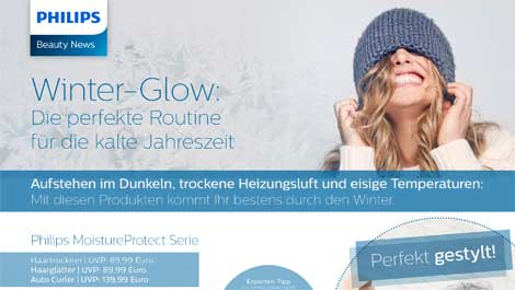 philips themensheet winter glow