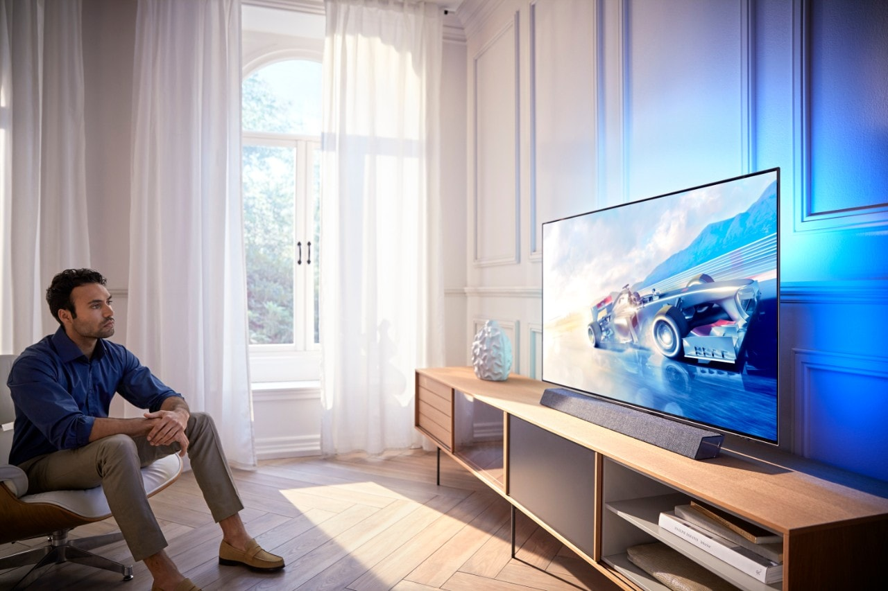 Philips OLED+ 934 - Lifestylebild