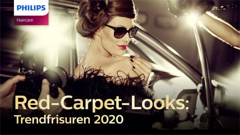 Red-Carpet-Looks: Trendfrisuren 2020