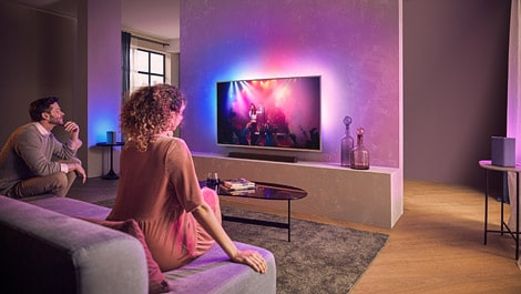 Philips TV & Sound Wireless Home System