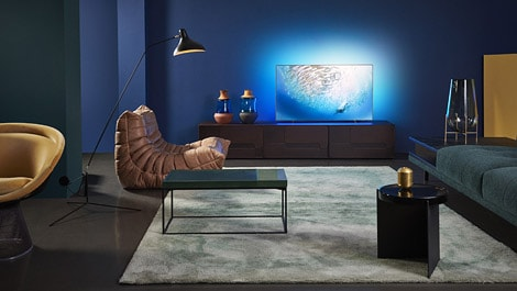 Philips TV OLED805 - Lifestyle