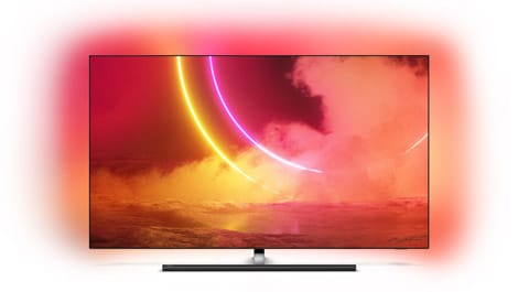 Philips TV OLED865 - Produkt