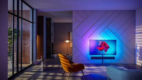 Philips OLED+984 mit Sound by Bowers & Wilkins