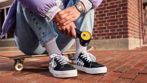 Time to shine: Mit dem Philips Sneaker Cleaner