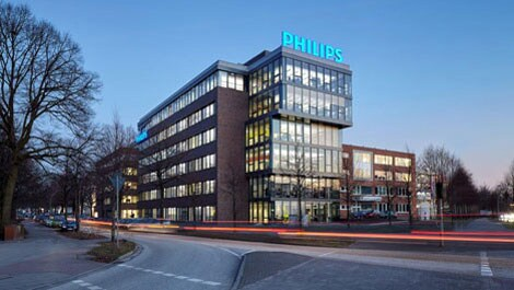 philips headquarter hamburg