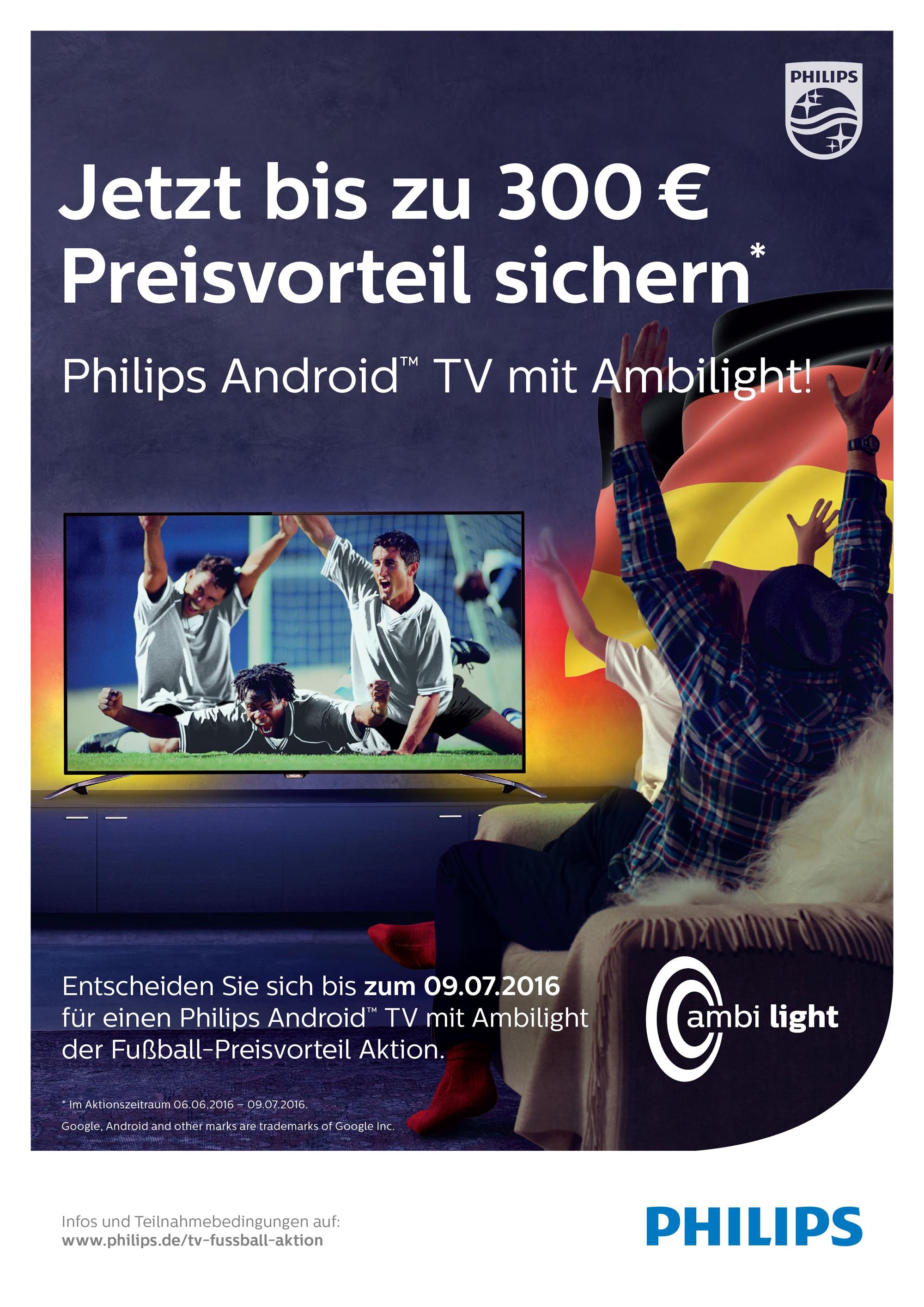 Philips 2016: Fußball EM Aktion